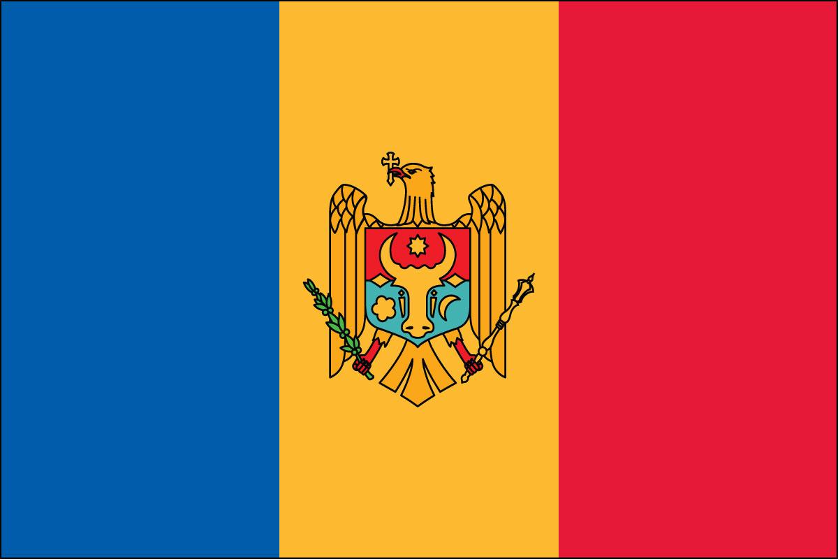 MOLDOVA FLAG – Elmers Flag and Banner