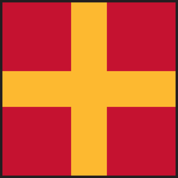 International Red Cross 3'x2' Flag Collectables Collectables & Art ...