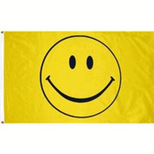 smiley face flag elmers flag and banner