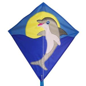 APPLIQUE DESIGN 28″ KIDS' DIAMOND KITE