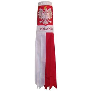 40″ POLAND WINDSOCK