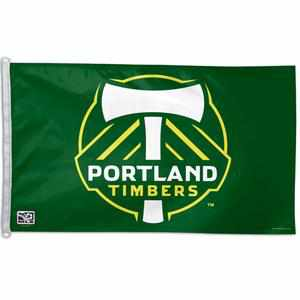 PORTLAND TIMBERS FLAG DELUXE