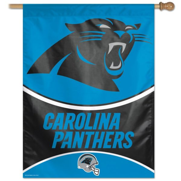 CAROLINA PANTHERS BANNER