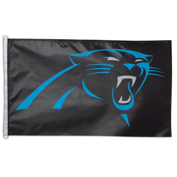 CAROLINA PANTHERS FLAG