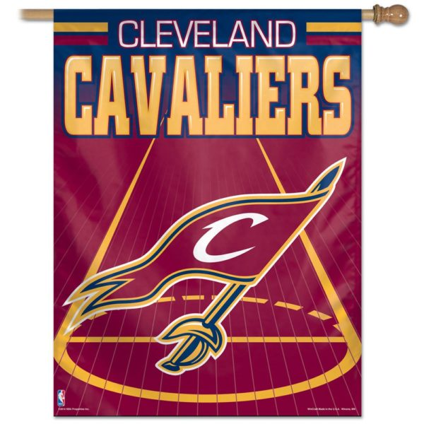 CLEVELAND CAVALIERS BANNER