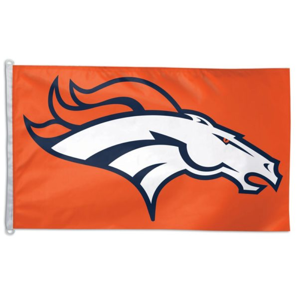 DENVER BRONCOS FLAG