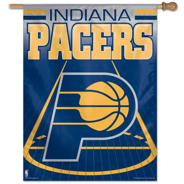 INDIANA PACERS BANNER