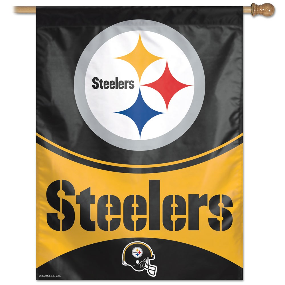 Pittsburgh Steelers Banner Elmers Flag And Banner