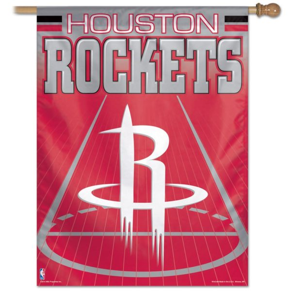 HOUSTON ROCKETS BANNER