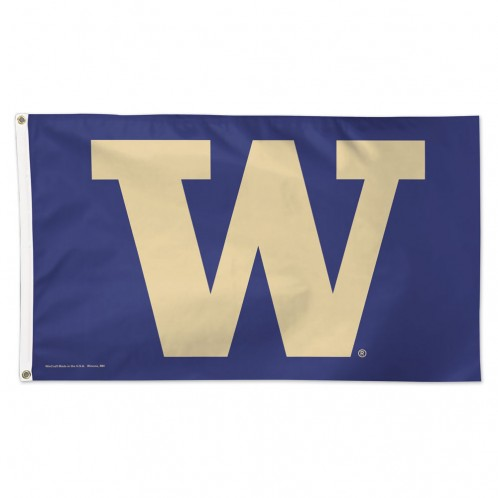UNIVERSITY OF WASHINGTON FLAG