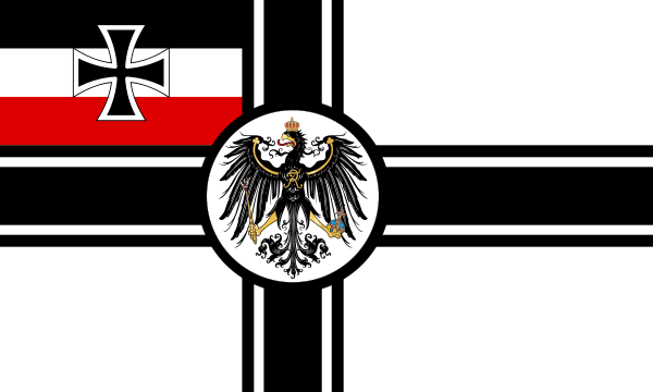 GERMAN WWI FLAG
