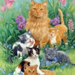 MEADOW CATS