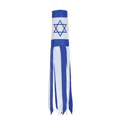40″ ISRAEL WINDSOCK