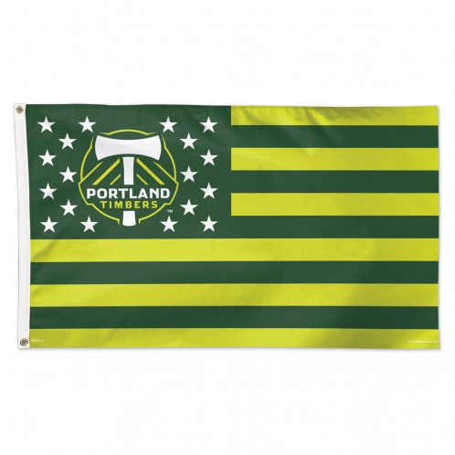 PORTLAND TIMBERS STARS AND STRIPES