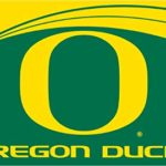 UNIVERSITY OF OREGON DOUBLE-SIDED